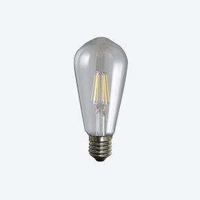 About Space ST64 E27 6W 3K Light Bulb