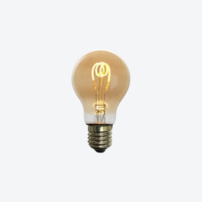 About Space A60 E27 5W 2.2K Light Bulb