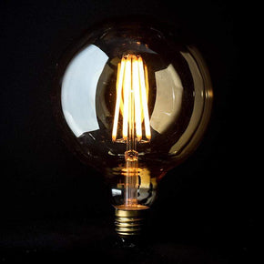 About Space G125 E27 8W 2.2K Light Bulb