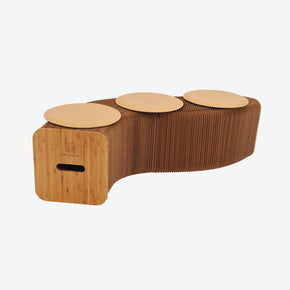 About Space SPACHI BENCH 150 BK Furniture