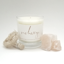 Load image into Gallery viewer, Relax | Release | Recharge - 11 oz Scented Soy Candle