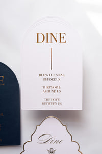Tablescape Decor Cards - The Minimal