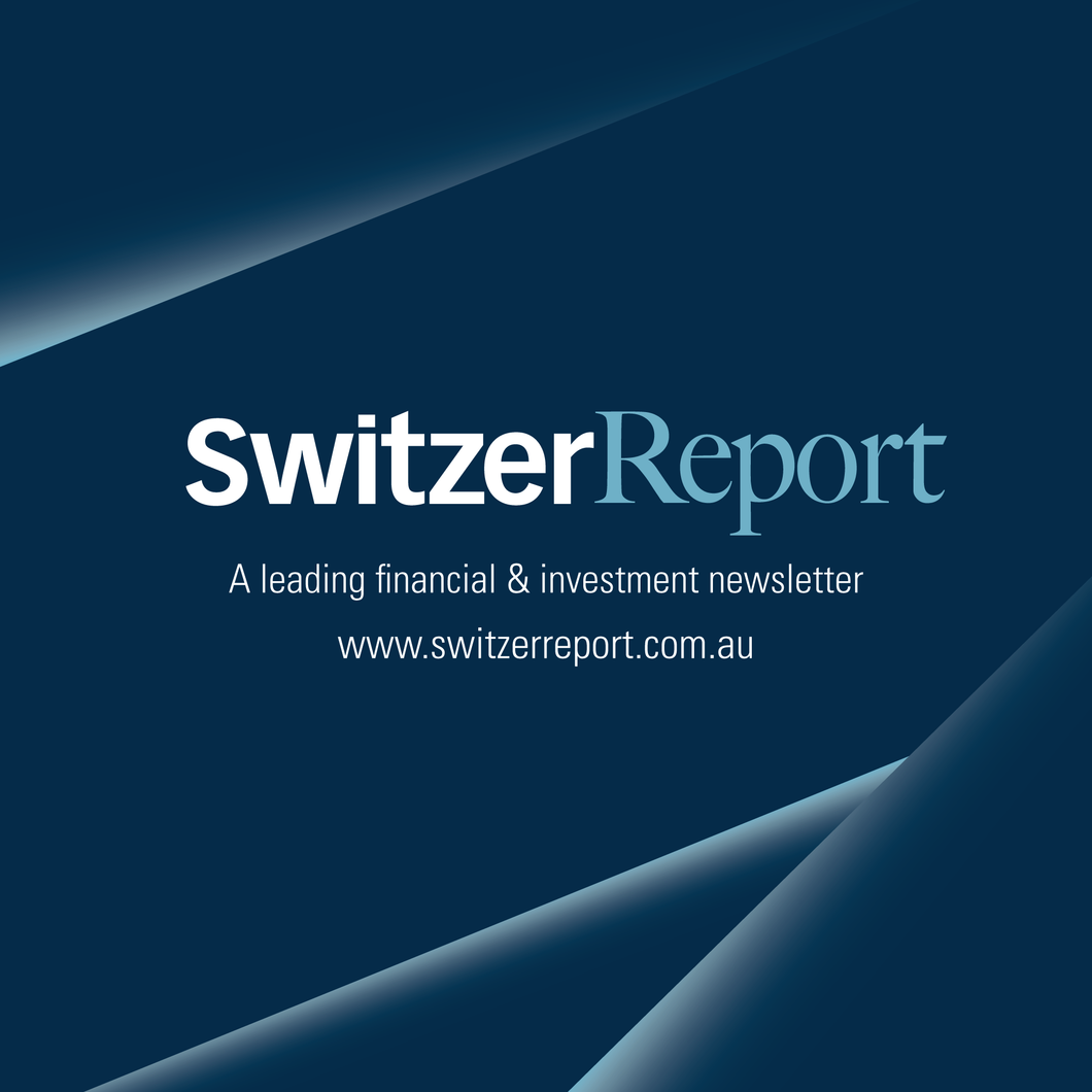 Switzer Report annual subscription - Join the Rich Club