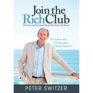 Join the Rich Club - Paperback Book - Switzer Store