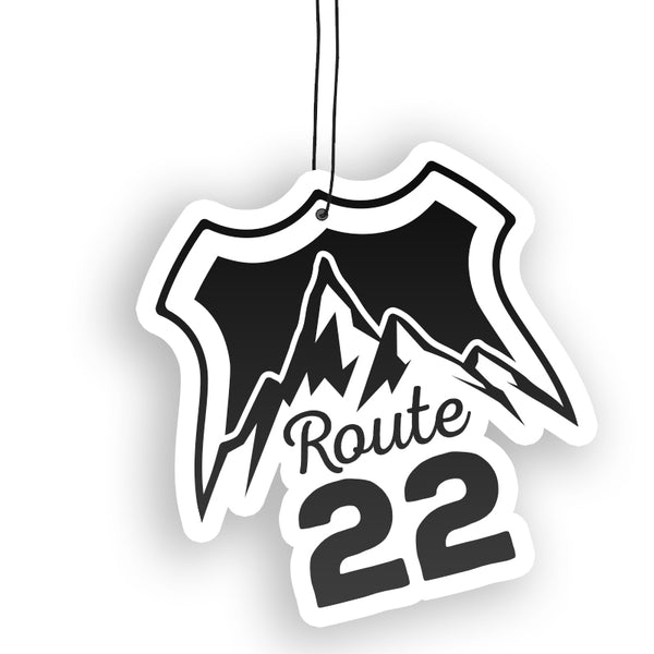 Route 22 Logo Air Freshener