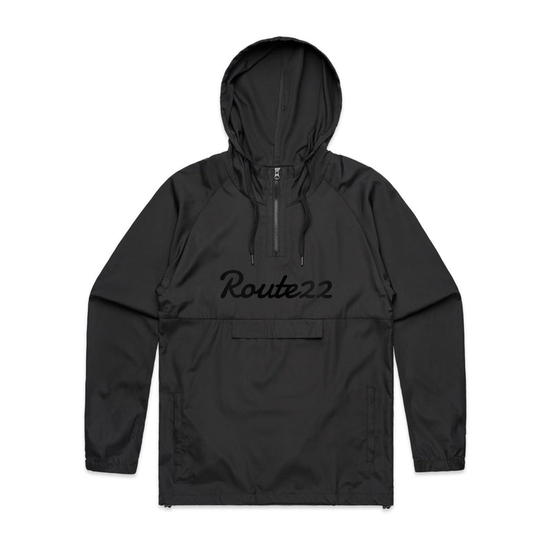 Windbreaker Cagoule Black | Stealth