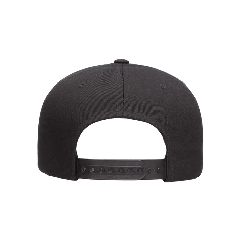 Route 22 Logo Snapback Black/Red