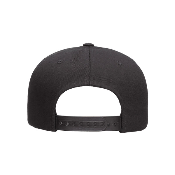 Route 22 Logo Snapback Black/Yellow