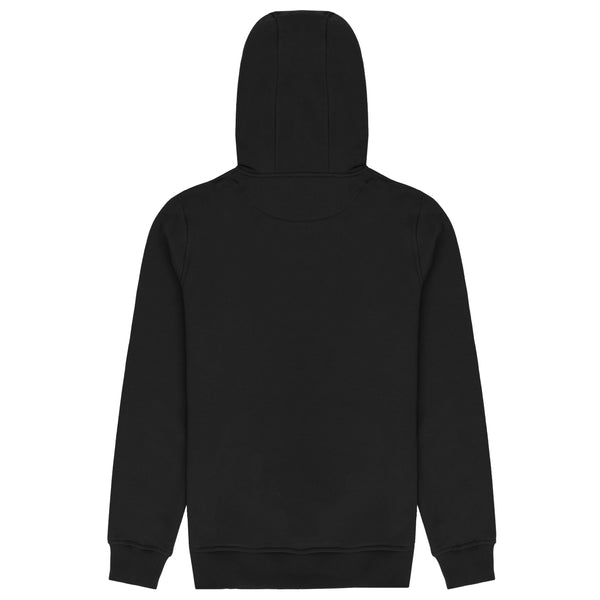 Escape The Ordinary Stacked Hoodie Black/Red