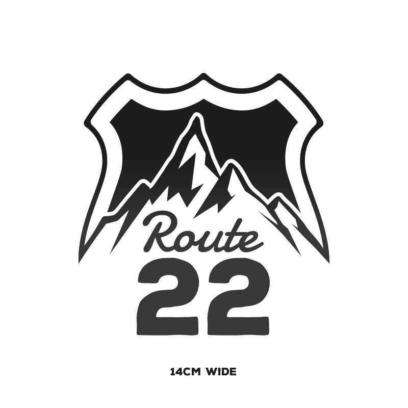Route 22 Logo – Medium