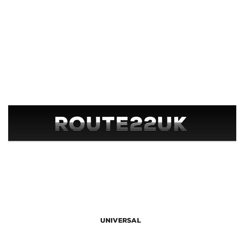 Route 22 UK Sunstrip