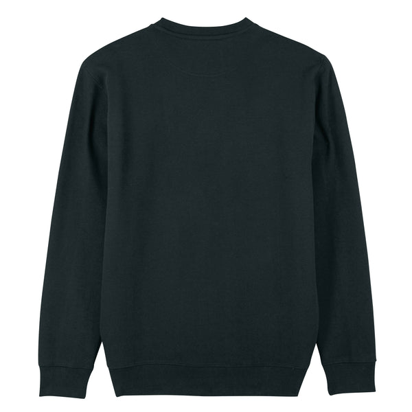 Escape The Ordinary Linear Premium Sweater Black/Grape