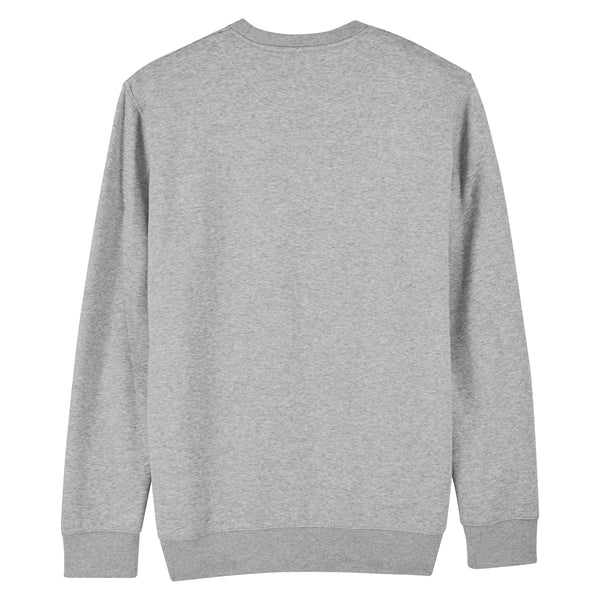 ORDINARY Premium Sweater White/Grey