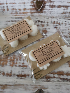The Perfect Wax Candle Co. Hand Poured Baby Powder Soy Wax Melts - 6pk