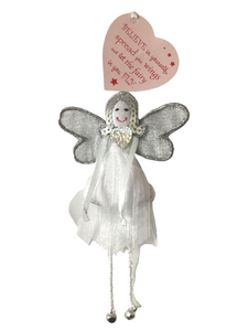 Quote Fairy - Believe in Yourself - Fair Trade