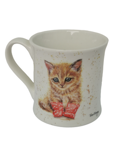 Bree Merryn Mug - Cutties in Booties - Marmalade Kitten