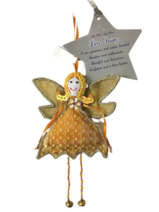 Zodiac Fairy - Leo - Fair Trade