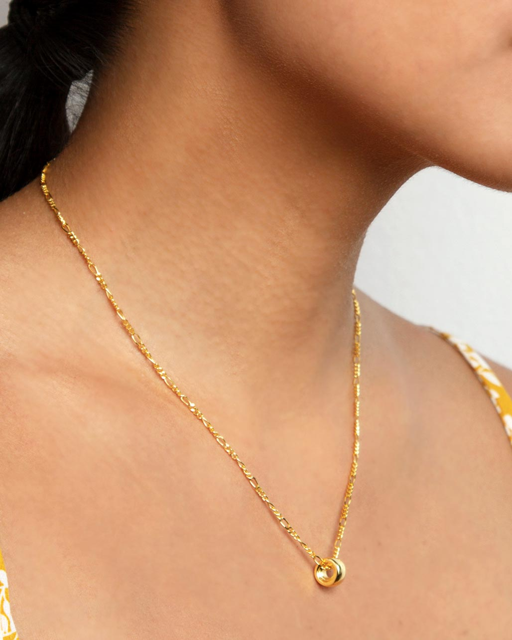 The Erica Gold Filled Necklace