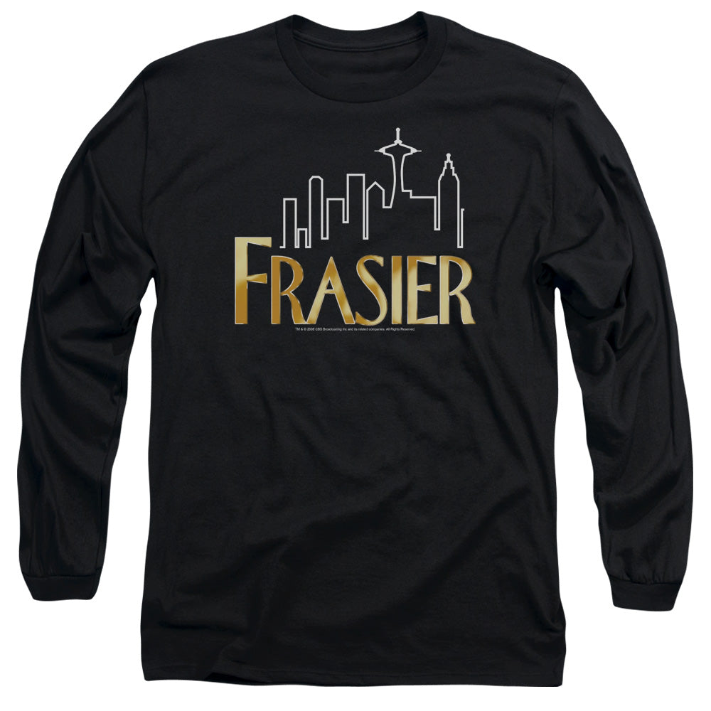 Frasier - Frasier Logo Long Sleeve Adult 18/1
