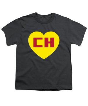 Calma, Que No Panda El Cunico. Chapulin Colorado - Youth T-Shirt