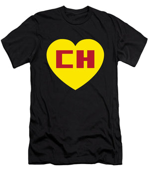 Calma, Que No Panda El Cunico. Chapulin Colorado - Men's T-Shirt (Athletic Fit)