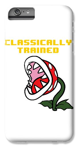 Classically Trained, Classic 8 Bit Entertainment System Characters. Babies From The 80's.  - Phone Case