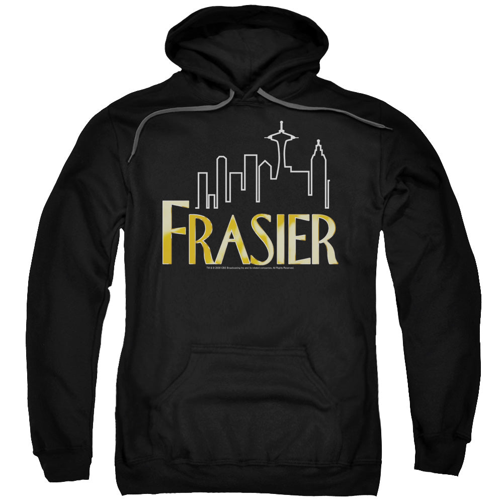 Frasier - Frasier Logo Adult Pull Over Hoodie