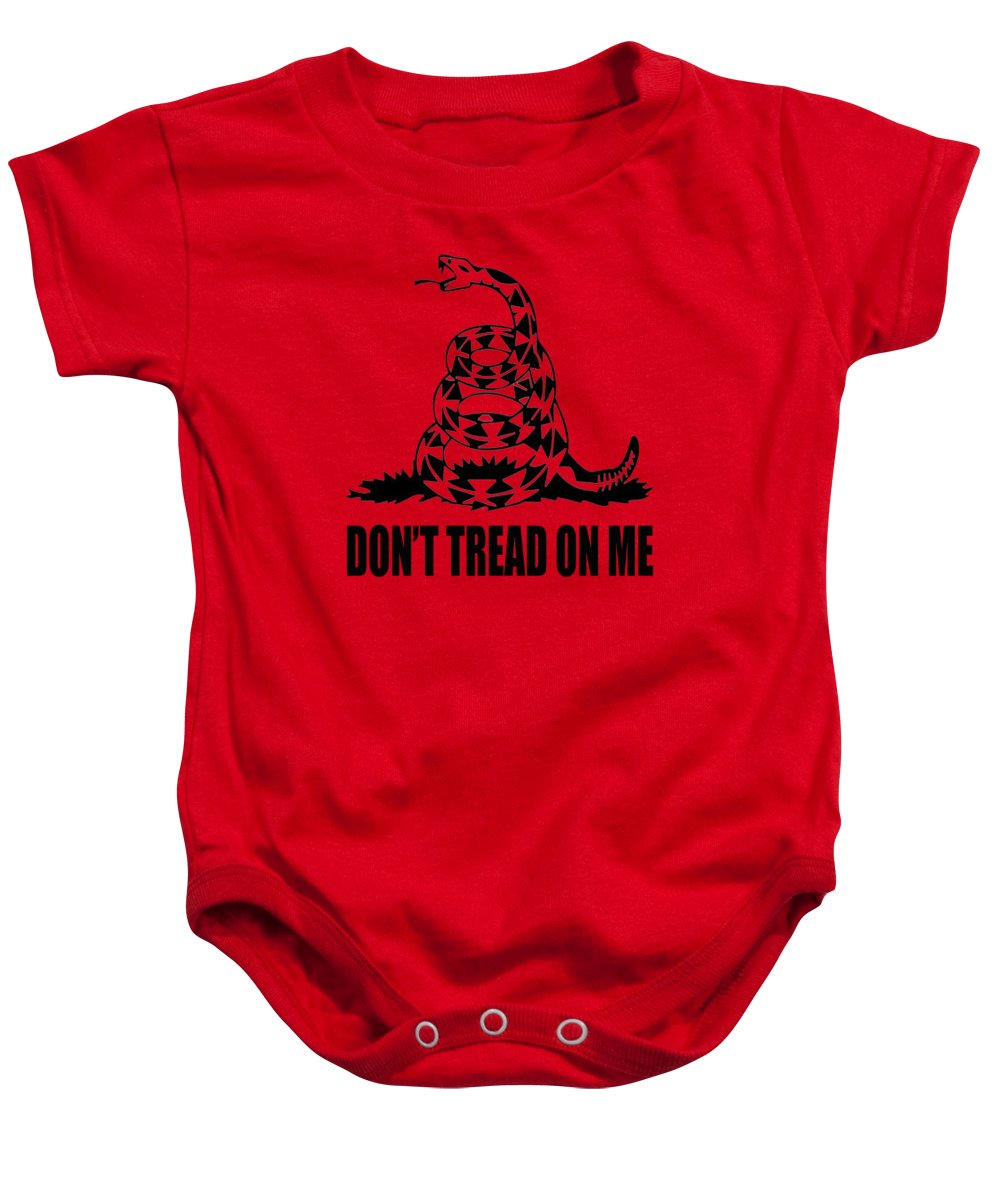 Don't Tread On Me Gadsen - Baby Onesie