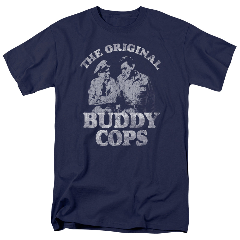 Andy Griffith - Buddy Cops Short Sleeve Adult 18/1