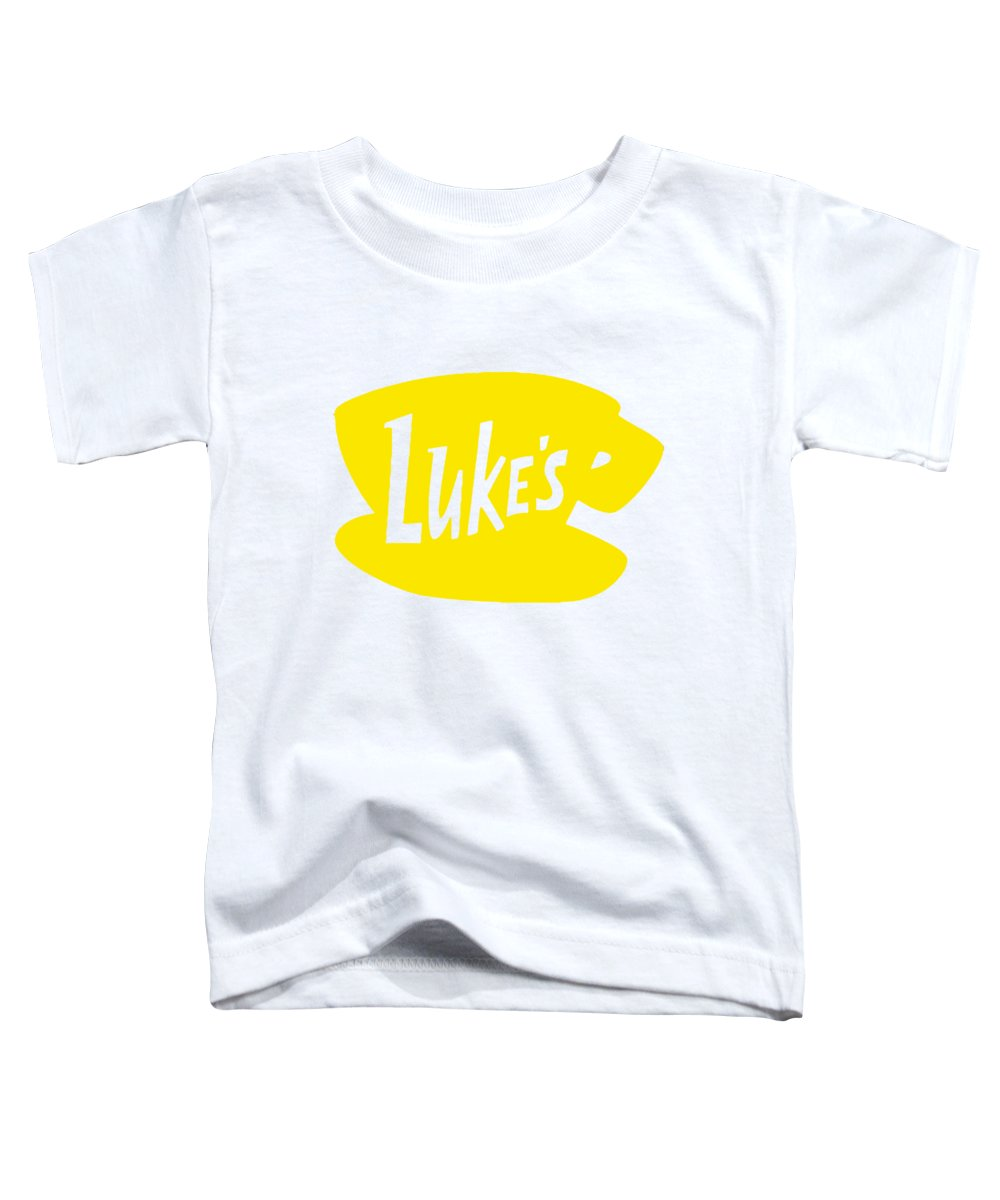 Luke's Diner Star Hollow Connecticut - Toddler T-Shirt