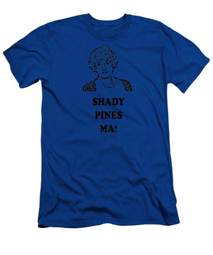 Shady Pines Ma, Dorothy Zbornak.  Golden Girls Favorites.  - Men's T-Shirt (Athletic Fit)