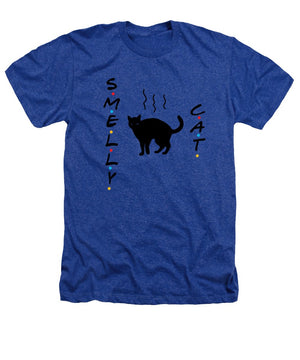 Smelly Cat, Smelly Cat, What Are They Feeding You? Friends, The One With The Smelly Cat Song.  - Heathers T-Shirt