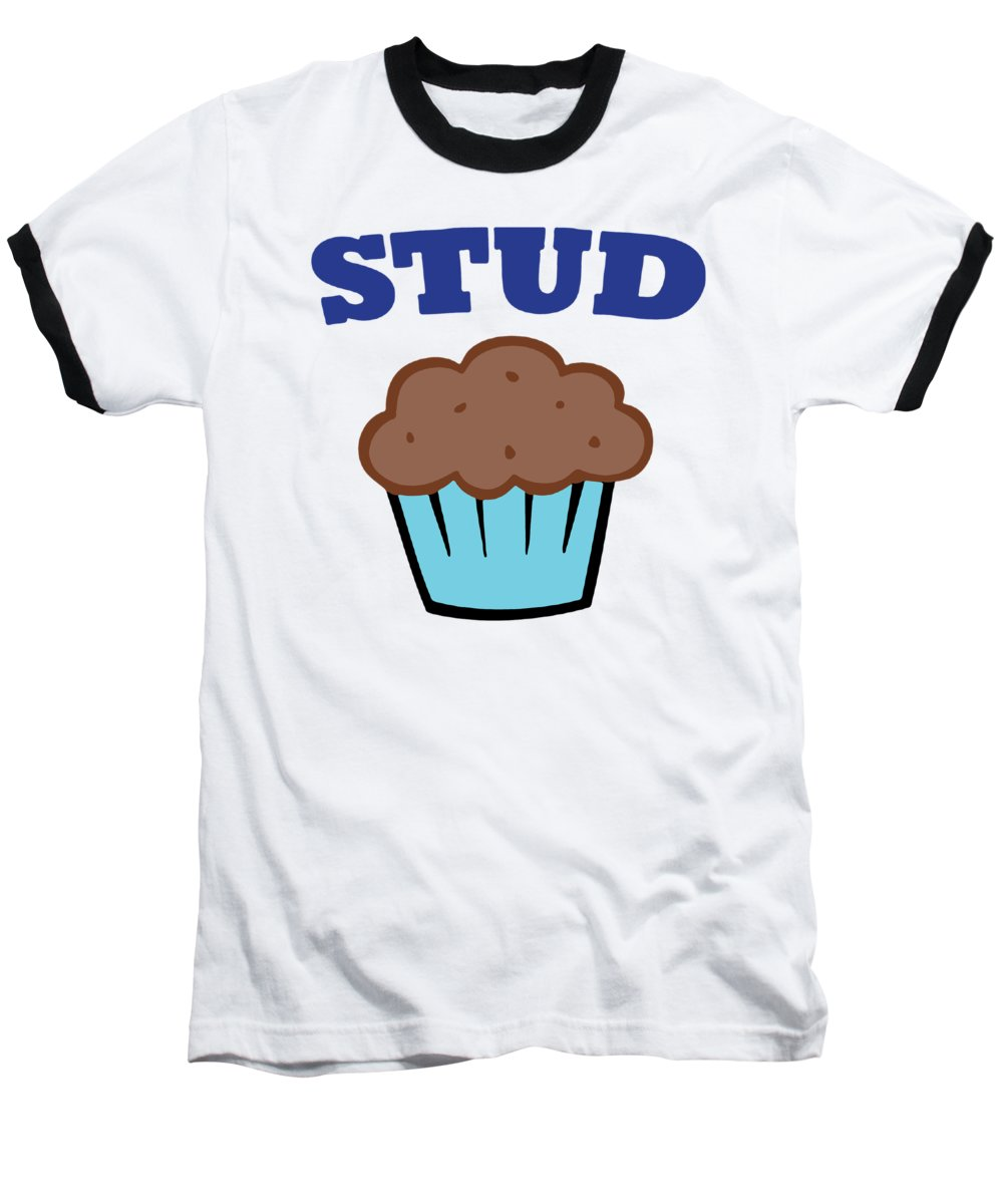 Stud Muffin - Baseball T-Shirt