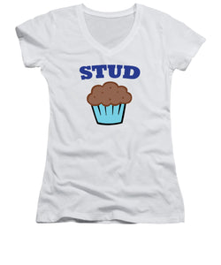 Stud Muffin - Women's V-Neck
