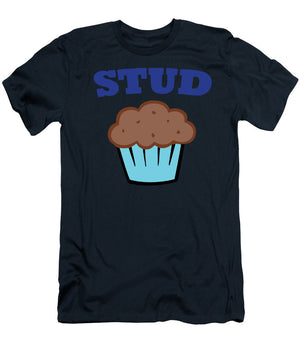 Stud Muffin - Men's T-Shirt (Athletic Fit)