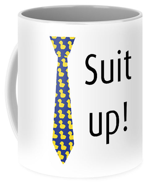 Suit Up, How I Met Your Mother. Himym. - Mug
