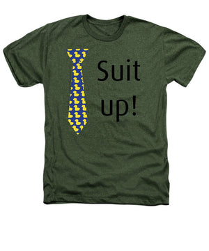 Suit Up, How I Met Your Mother. Himym. - Heathers T-Shirt