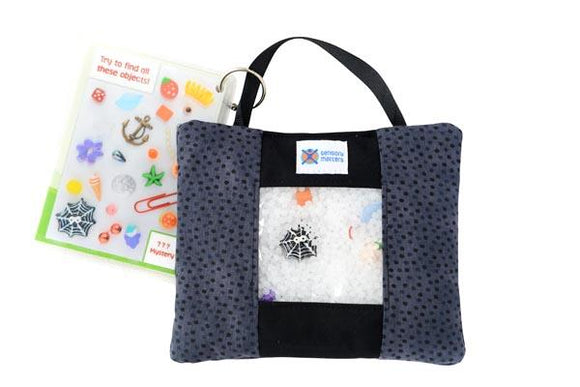 Exploratory bag - Sensory Matters - Sensory Superstars