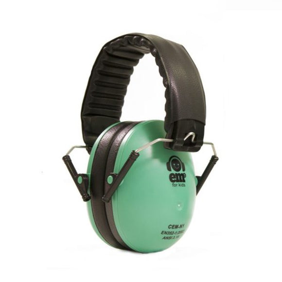 Kids Earmuffs - Mint - Sensory Superstars