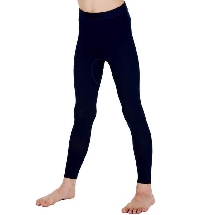 Calm Care Leggings - Navy - Sensory Superstars