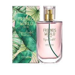 Γυναικείο Άρωμα Friends World for Her Tropical Sorbet EdT - 35659