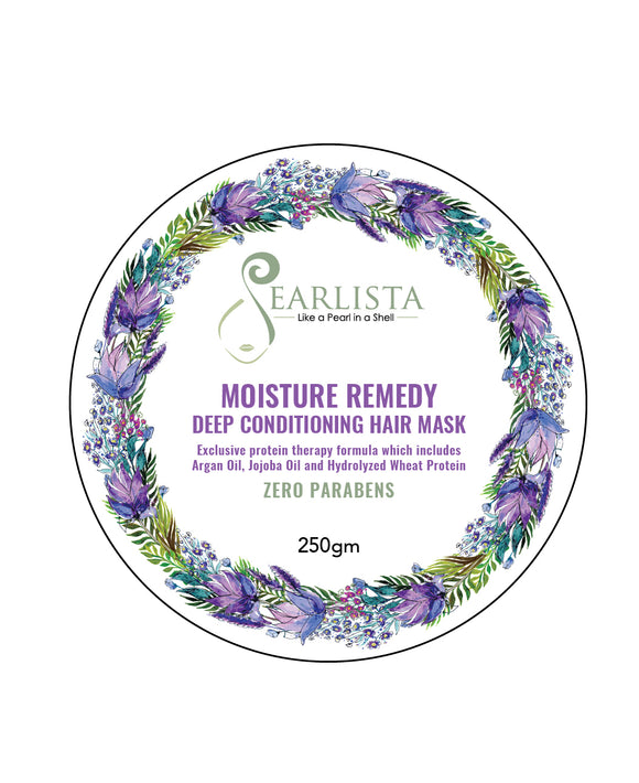 Pearlista Moisture Remedy Deep Conditioning Hair Mask
