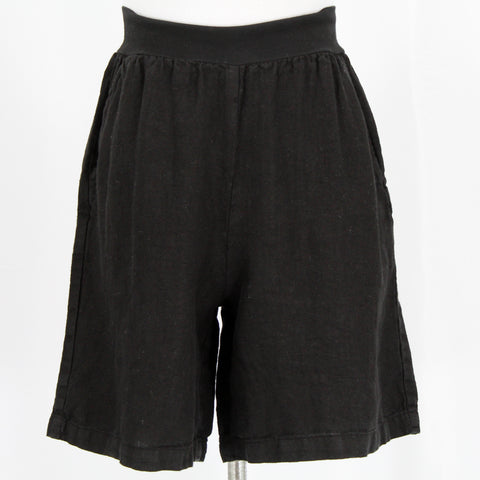 Cut Loose Walking Short - Black / S - beyondcotton.myshopify.com