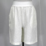 Cut Loose Walking Short - White / S - beyondcotton.myshopify.com