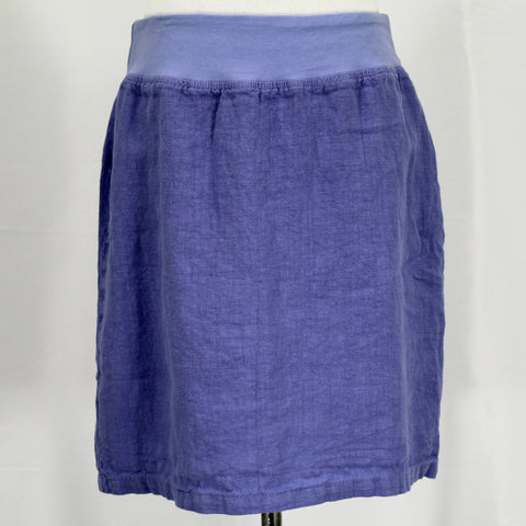 Cut Loose Walking Skirt - French Lavender / S - beyondcotton.myshopify.com