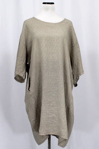 Transparente Tunic Dress - [variant_title] - beyondcotton.myshopify.com