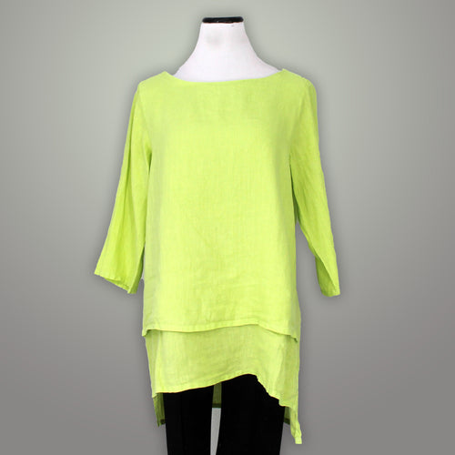 Match Point Layered Tunic - [variant_title] - beyondcotton.myshopify.com