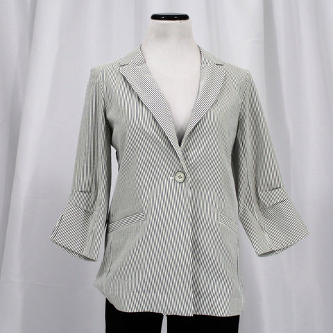 Renuar Woven Long-Sleeve Jacket - [variant_title] - beyondcotton.myshopify.com