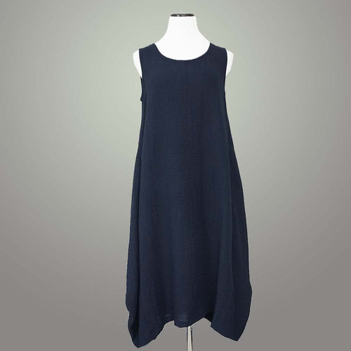 Eleven Stitch Tank Dress - [variant_title] - beyondcotton.myshopify.com