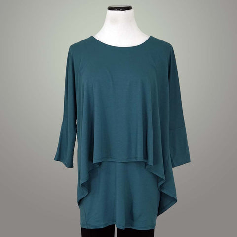 Shannon Passero Ashley Double-Layer Top - [variant_title] - beyondcotton.myshopify.com